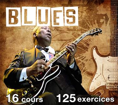 apprendre le Blues à la guitare