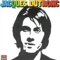 jouer DUTRONC, Jacques à la guitare