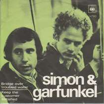 jouer SIMON AND GARFUNKEL à la guitare