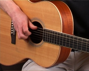 Blues acoustique à la Robert Johnson
