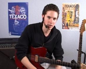 La gamme mixolydienne dans le blues