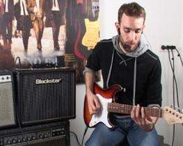 L'amplification et le son rock