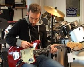 Les guitares légendes du rock