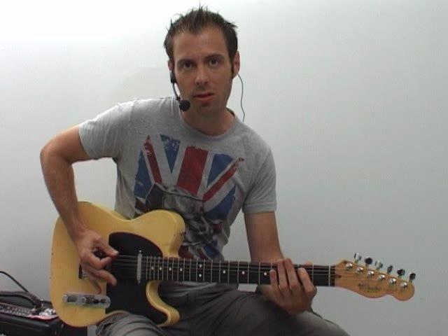 technique guitare electrique